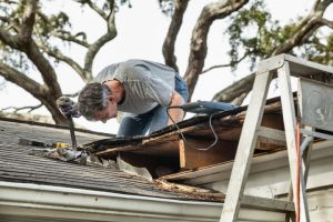 Emergency Roof Repair in by Trinity Roofing & Builders