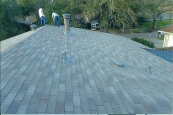 New Roof Installation in Houston, TX